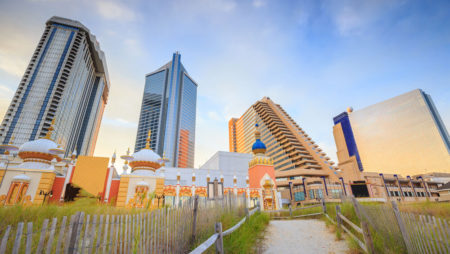 Bills Allowing Casinos Outside of Atlantic City Introduced in the New Jersey Legislature