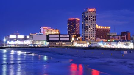 Run-up to the Super Bowl boosts New Jersey gambling revenue