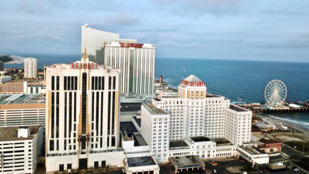 Atlantic City casinos rake in more than $3 Billion for first time since casino closures of 2013
