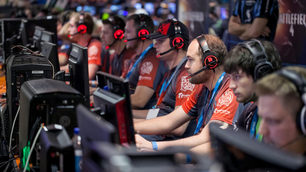 Esports Could Help Mantain New Jersey's Sports Gambling Lead