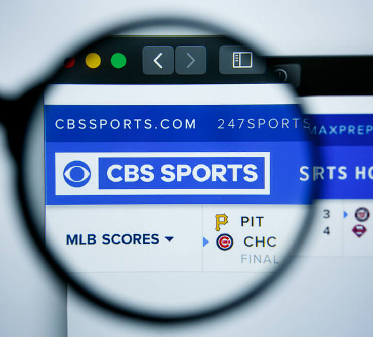 CBS Sports Partners with With William Hill