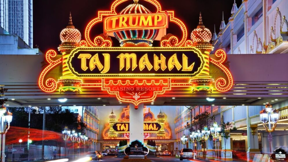President Donald Trump owned His Very Own Taj Mahal for 26 years