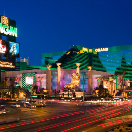 MGM Resorts is the Official Gaming Partner of the Las Vegas Raiders