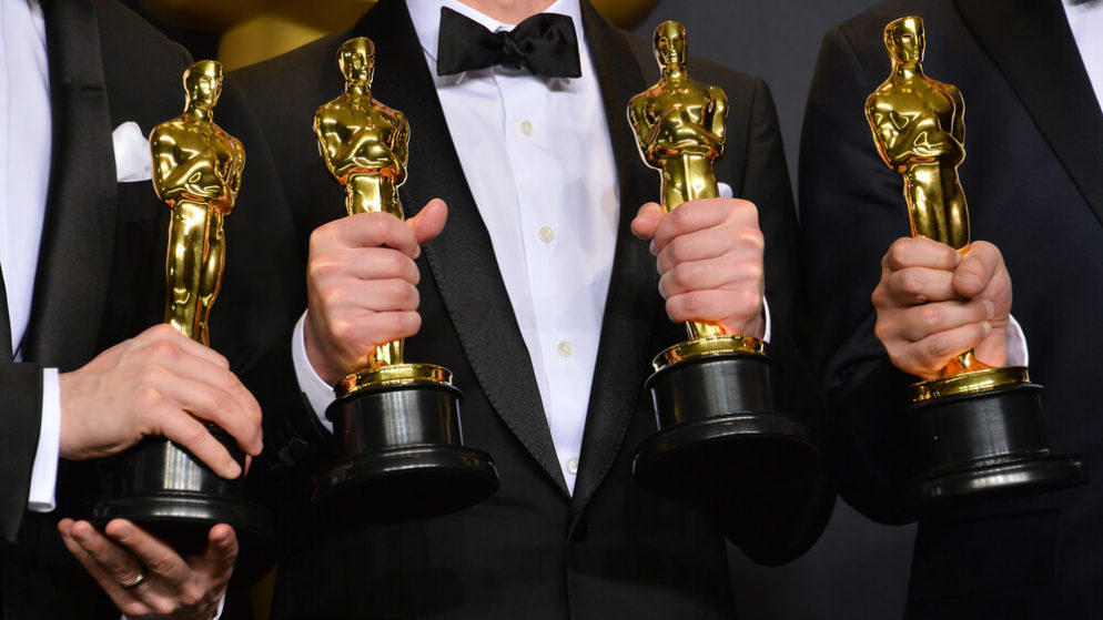 New Jersey and Indiana allow betting on the Oscars