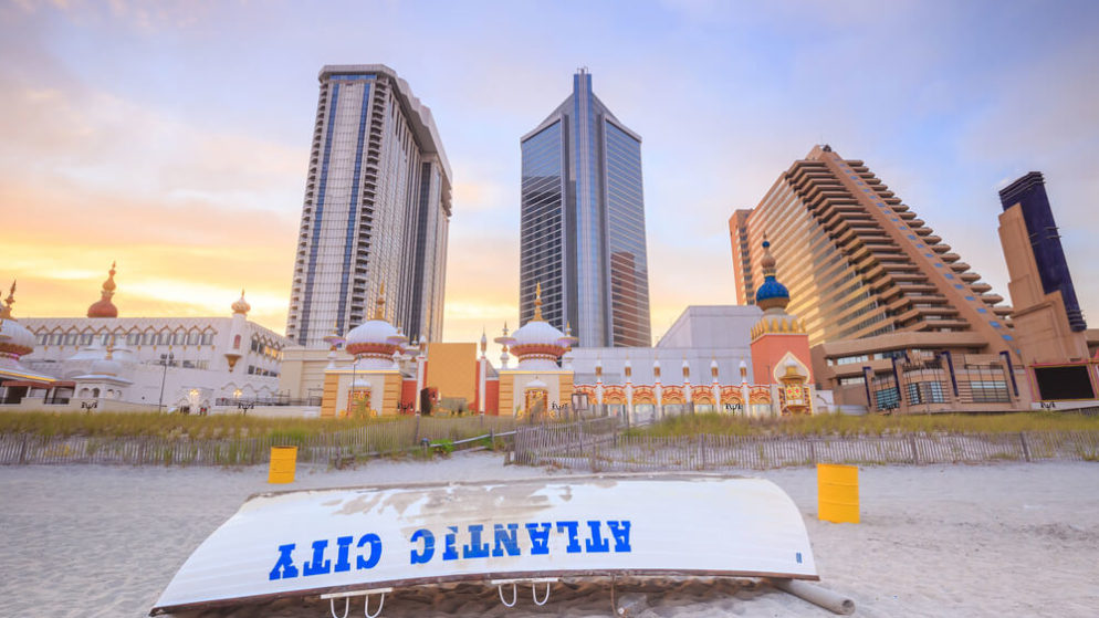 Las Vegas-based Casino Operators Aggressively Pursue The Northeast Market