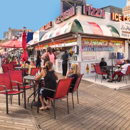 Atlantic City Keeps Chugging Along, Coronavirus Be Damned