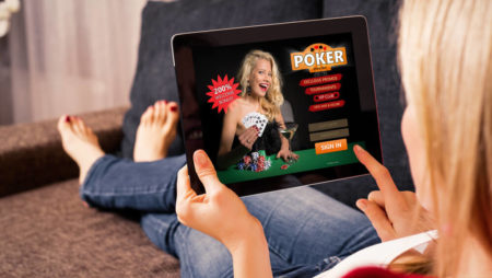 New Jersey Online Poker Spikes With Players Self-Quarantined