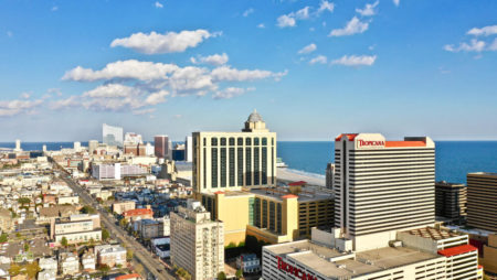 Tropicana, Hard Rock and other Atlantic City Casinos Take Hotel Reservations