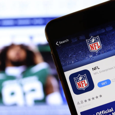 PlaySugarHouse New Jersey Hits Record Handle for Round One NFL Draft