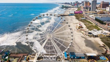 Caesars to Invest $400 million To boost Atlantic City Economy