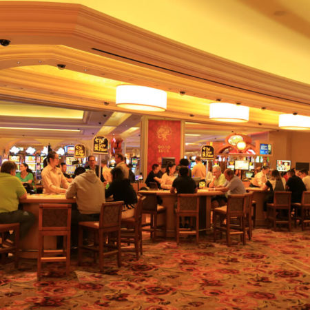 Borgata Builds a New Sportsbook