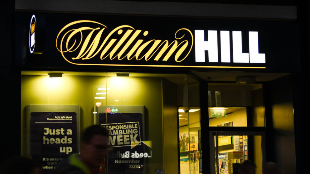 William Hill And Caesars Discuss Possible Online Gambling Merger In The US