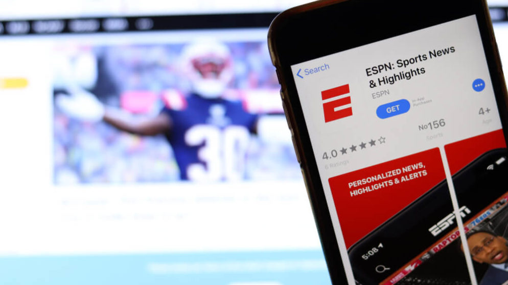 Caesars, William Hill and ESPN Sign Multi-Year App Promotion Deal