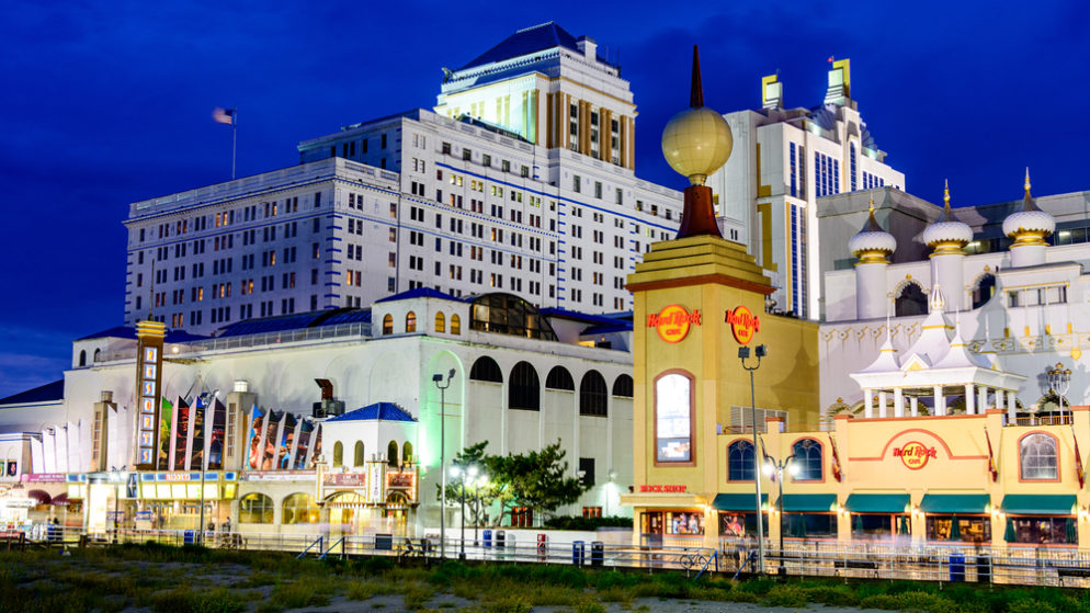 How Atlantic City Casinos Performed This July, Compared To Last Year