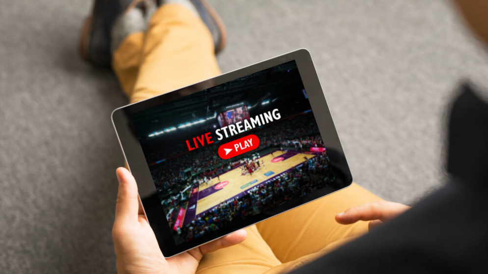 NJ Players Can Now Stream Live Sporting Events on the PointsBet App
