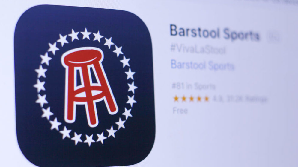 Pen National Gaming to Launch Barstool Sportsbook App in New Jersey in 2021