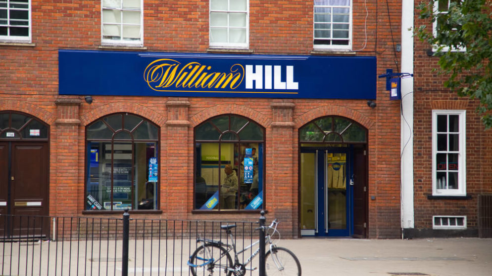 Caesars Might Pay 2.9 Billion Pounds for William Hill