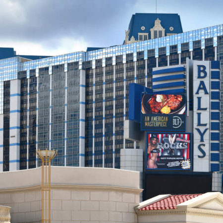 Bally's Casino is Getting a Rapid Renovation