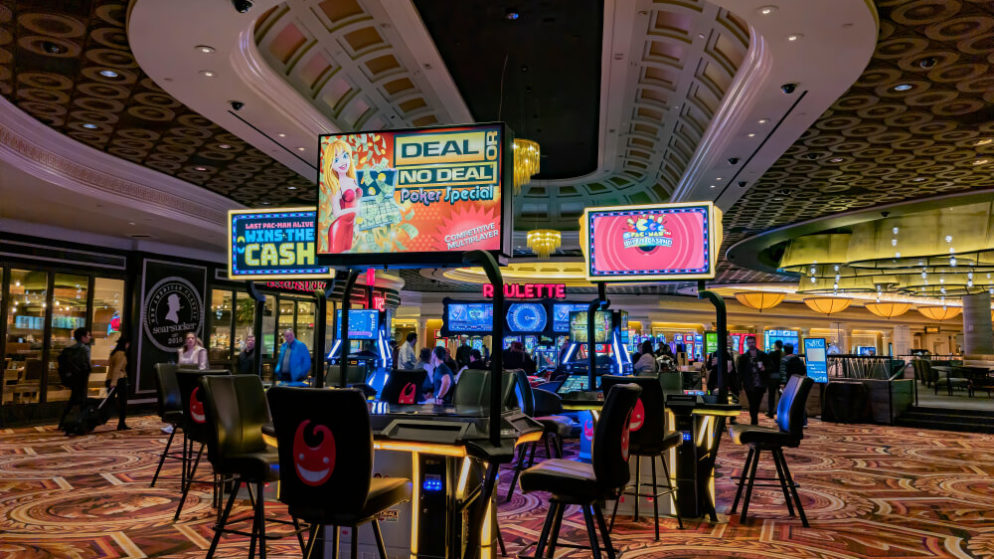 Caesars May See $550 Million in Sports Bets in 2021