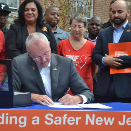"""Stadium Raffle Bill Vetoed in New Jersey; Governor Calls it """"Too Close to Online Gambling"""