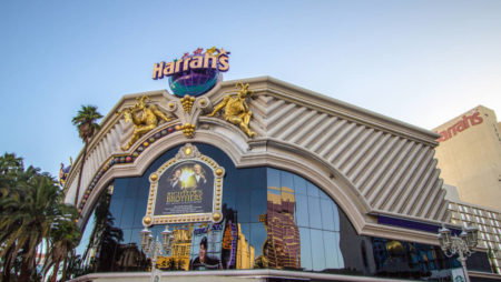 Happy Birthday to Harrah's NJ Casino (Turning 40 years old this month)