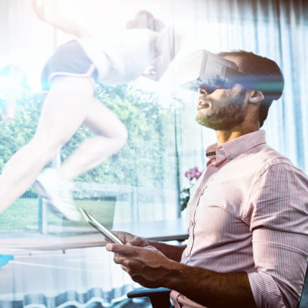 Verizon signs contract with Entain for New Virtual Reality Sports Betting Experience