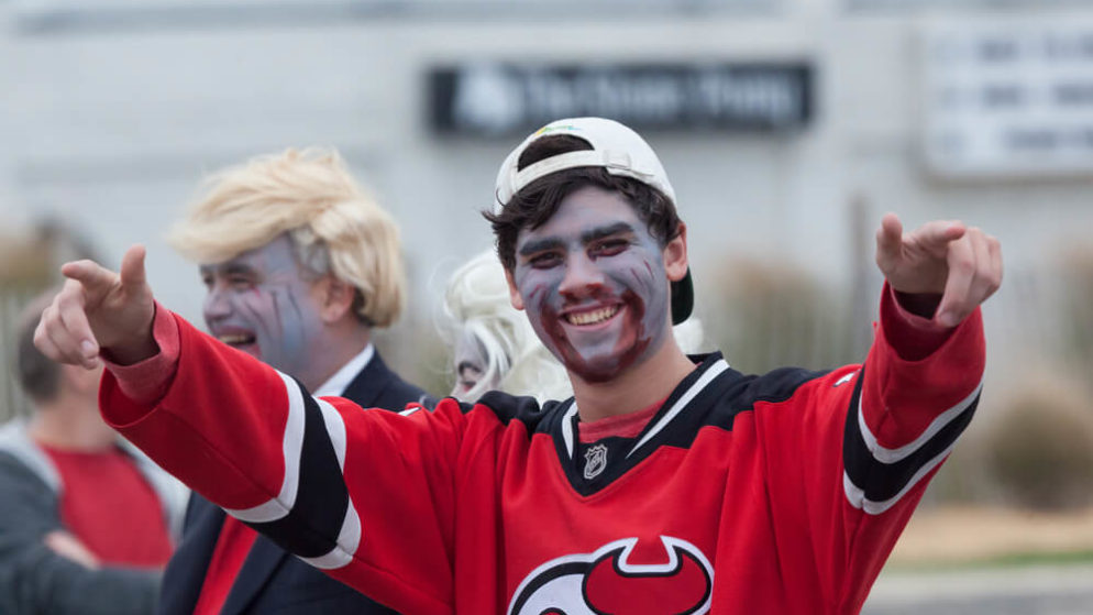 HL's New Jersey Devils announced a multi-year partnership with online sports betting company PlayUp