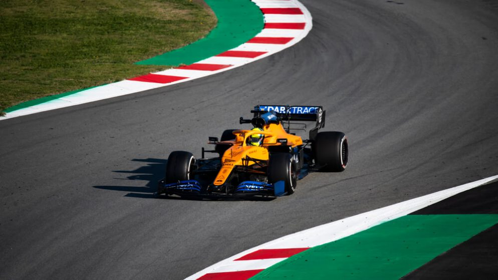 McLaren Racing partners With Partypoker and PartyCasino