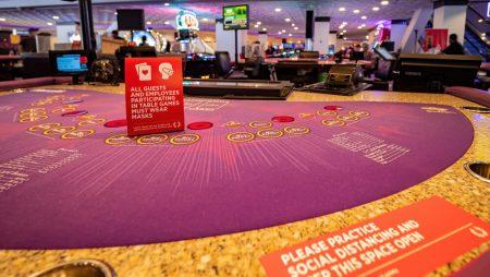 Atlantic City Casinos to Ditch Social Distancing, May Lift Mask Mandate