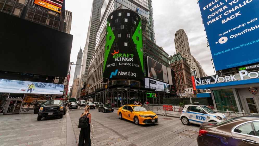DraftKings Provides International Center for Responsible Gaming
