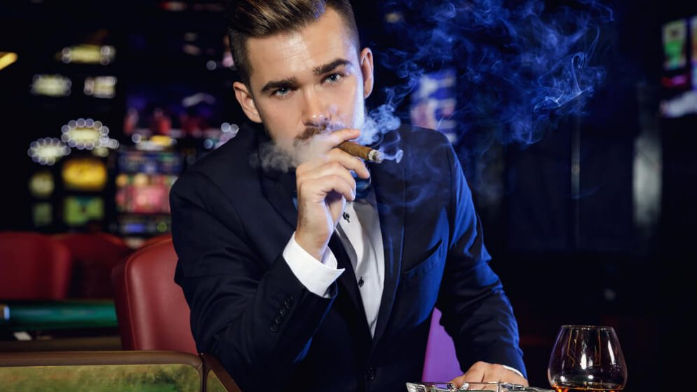 New Jersey Wants to Let Smoking Gamblers Puff While They Play